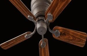 Quorum 75445-44 Barclay Hugger Toasted Sienna Ceiling Fan