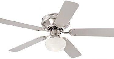 Casa Vieja Hillhurst Hugger Ceiling Fan