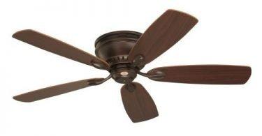 Emerson CF905VNB Prima Snugger Venetian Bronze Flush Mount ceiling fan