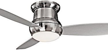 Concept II wet flush ceiling fan