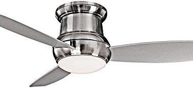 Concept II wet flush ceiling fan