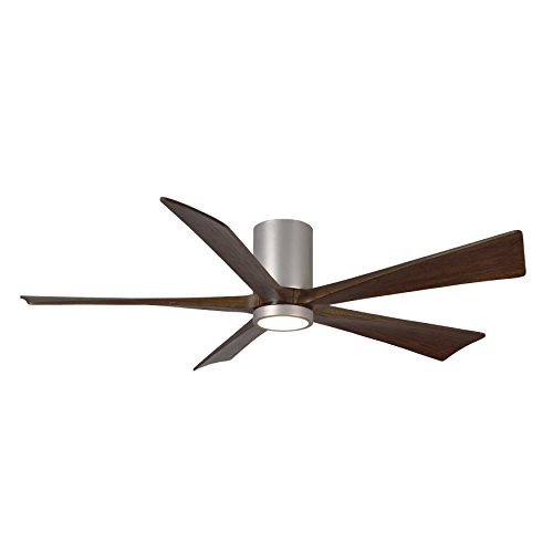 Matthews IR5HLK-BN-60 Irene Brushed Nickel ceiling fan
