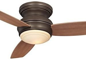 Minka-Aire F593L-ORB Flush Mount ceiling fan
