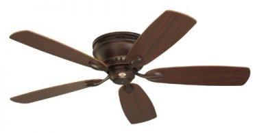 Emerson Ceiling Fans CF905VNB Prima Snugger Low Profile Ceiling Fan