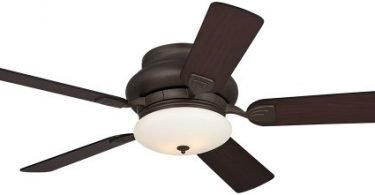 Casa Bravado Oil-Rubbed Bronze Ceiling Fan