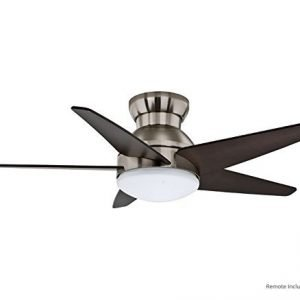 Casablanca 59019 Isotope Brushed Nickel ceiling fan