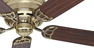 Hunter CC5C30C70 Low Profile Ceiling Fan