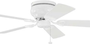 Kichler 339017WH Stratmoor Ceiling Fan 42-in Span White
