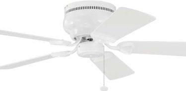 Kichler 339017WH Stratmoor Ceiling Fan 42-in Span White