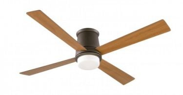 Fanimation FPS7880OB Inlet Ceiling Fan Oil Rubbed Bronze Finish