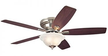 Westinghouse 7213200 Traditional Sumter LED 52 inch Indoor Ceiling Fan