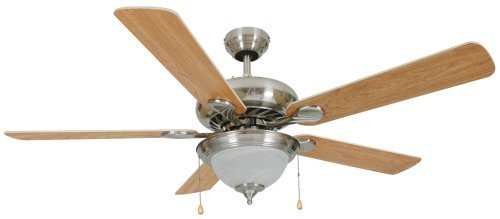 Hardware House 54 3520 Saturn 52 Inch Triple Mount Ceiling