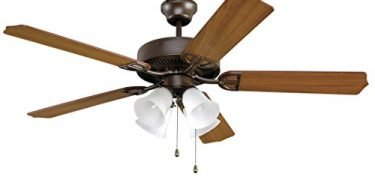 Fanimation Aire Decor BP215OB1 52 inch Oil-Rubbed Bronze ceiling fan