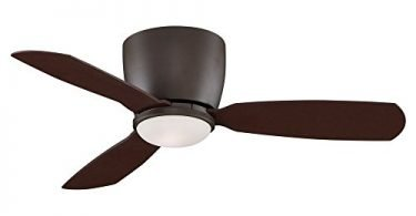 Fanimation FPS7981OB Fan with 44-Inch Sweep Blade