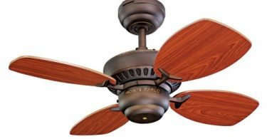 Monte Carlo Fans 4CO28RB Colony II 28in Ceiling Fan