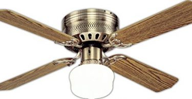 Westinghouse 7812300 Casanova Supreme Single Light 42-in Ceiling Fan