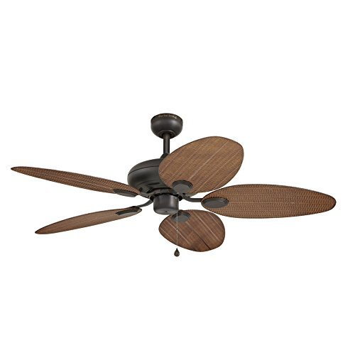 Harbor Breeze 52 In Tilghman Aged Bronze Ceiling Fan