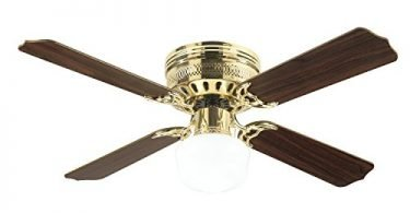 Westinghouse 7812500 Casanova Supreme Single-Light 42-In Ceiling Fan
