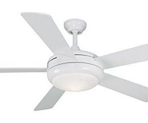 Litex E-TIT52WW5LKRC Titan Collection 52-Inch Remote Control Fan
