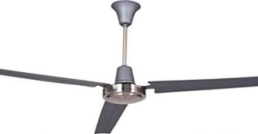 Litex UT56TBC3M Utility Collection 56-Inch Ceiling Fan