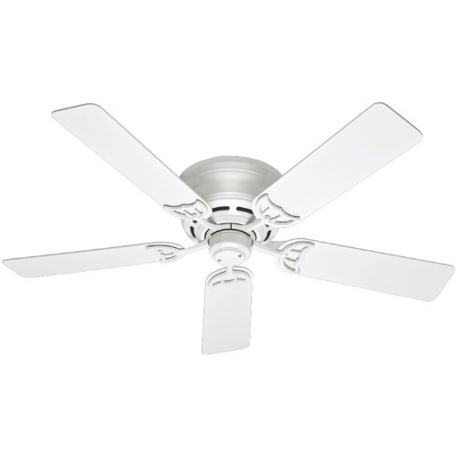 Hunter 53069 Low Profile III 52 Inch Ceiling Fan