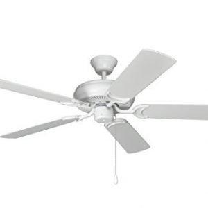 Litex DCF52MWW5 Decorators Choice Ceiling Fan