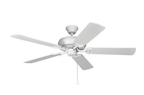 Litex DCF52MWW5 Decorators Choice Ceiling Fan