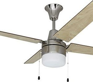 Litex E-UBW48BC4C1 Wakefield Collection 48-Inch Ceiling Fan