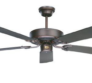 Concord 52CH5 Ceiling Fans Oil Rubbed Bronze Finish