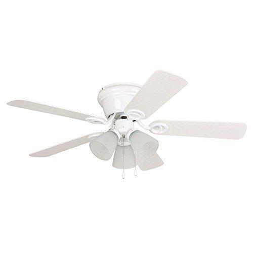 Litex WC42WW5C3F Wyman Collection 42-Inch Ceiling Fan
