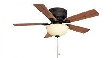 Litex CSU44HRB5C1 Crosley Collection 44-Inch Ceiling Fan