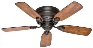 Hunter Fan Company 51061 Low Profile III 42-Inch Ceiling Fan