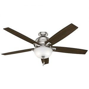 Hunter 54172 60-inch Donegan Ceiling Fan with Light
