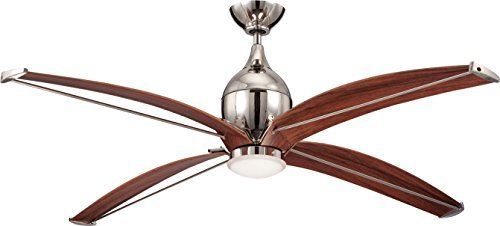 Ellington TRD60PLN4 Tyrod 60 Inch Ceiling Fan