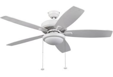 52 inch Honeywell Blufton Outdoor Ceiling Fan