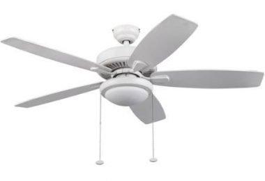 52 inch Honeywell Blufton Outdoor Ceiling Fan