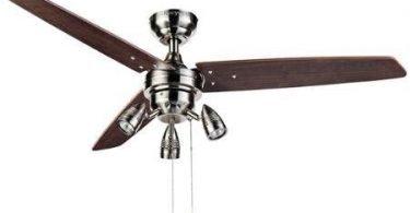48 inch Honeywell Wicker Park Ceiling Fan