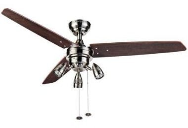 48 inch Honeywell Wicker Park Ceiling Fan