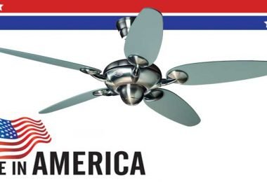 Best American Made Ceiling Fans – Made in USA Fans