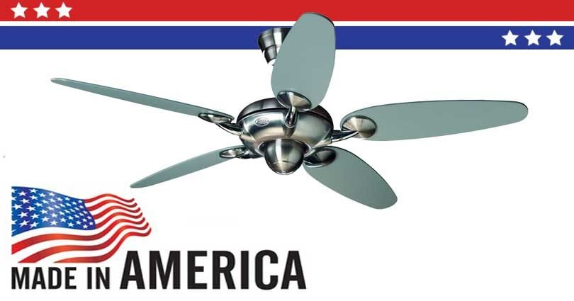 Best american made ceiling fans made in usa fans aloadofball Gallery