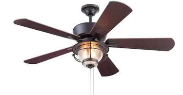 harbor breeze merrimack ii ceiling fan