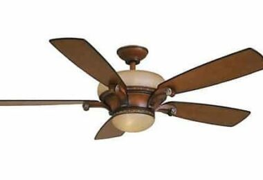 Hampton Bay Caswyck ceiling fan