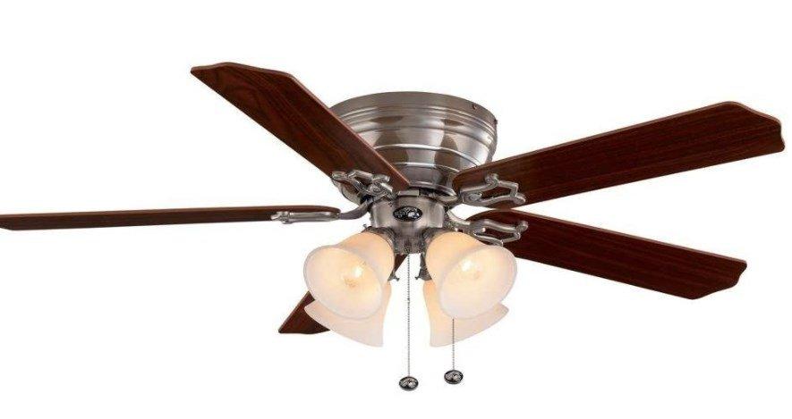 Hampton Bay Carriage House 52in Ceiling Fan