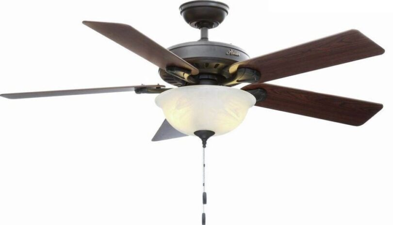 Hunter ceiling fan troubleshooting