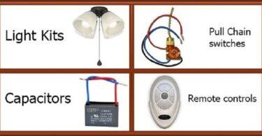 discontinued casablanca fan parts