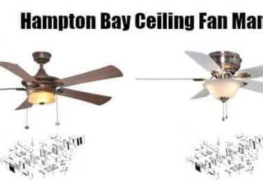 hampton bay ceiling fan manuals
