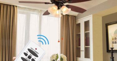 hampton bay ceiling fan remote