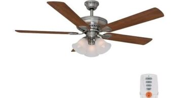 Hampton Bay Campbell Ceiling Fan