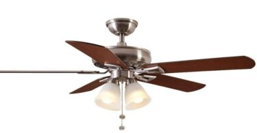 Hampton Bay Lyndhurst Ceiling Fan