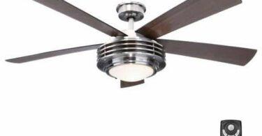 Hampton Bay Mondrian Ceiling Fan